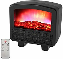ZZQH Stove Fire Electric Electric Fireplace Insert