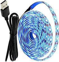 ZZSSC LED Strips Lights 2835 USB LED Strip 1M/5M