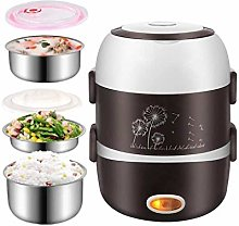 ZZXXB Multi-Function Rice Cooker, Stainless Steel