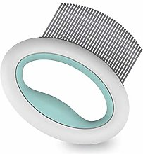 zZZ Conchoidal Pet Comb Hair Cleaning Brush