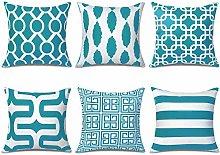 zzzddd Cushion Covers,1 Set Hyundai Geometric