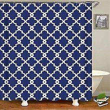ZZZdz Blue Background. Graphic Decoration. Shower