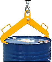 ZZZR Oil Drum Lifting Clamp, Drum Lift for 1000 lb